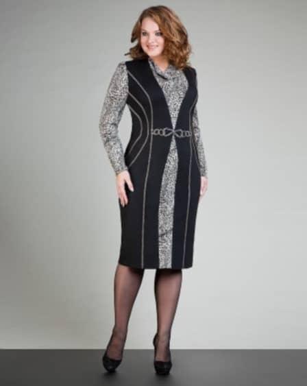 Мода для полноватых женщин - шикарно выглядеть не запретишь