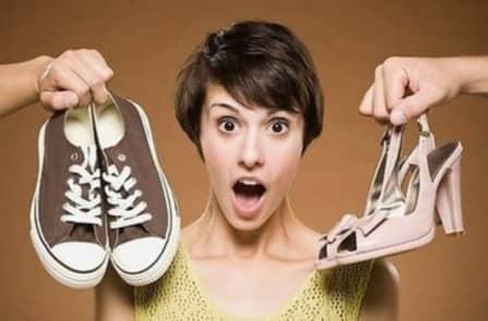Как устранить неприятный запах в обуви?