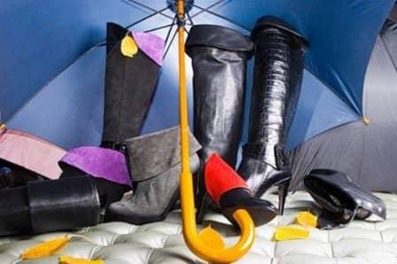 Как ухаживать за обувью из кожи, замши и нубука?