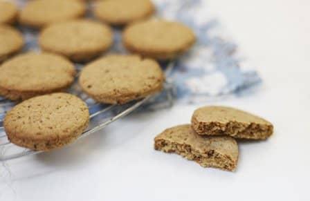 Овсяное печенье (по ГОСТу) + фото приготовления