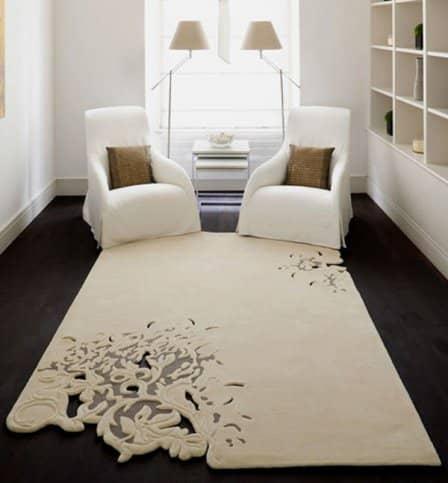 Решили постелить ковры на пол?
