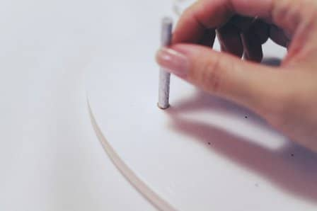 Органайзер для ниток своими руками
