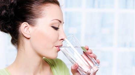 Водная диета - диета для ленивых