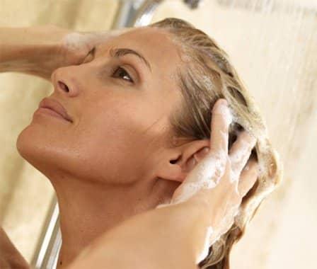 Как смыть краску с волос быстро в домашних условиях