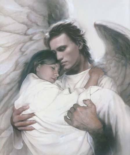Про Ангелов-Хранителей