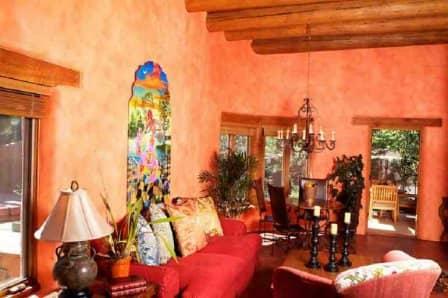 Живительные краски мексиканского стиля