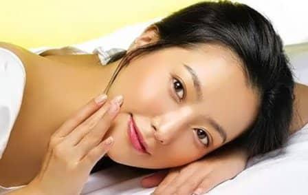 Японский массаж лица + видео
