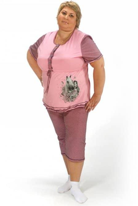 Выбираем женскую трикотажную пижаму