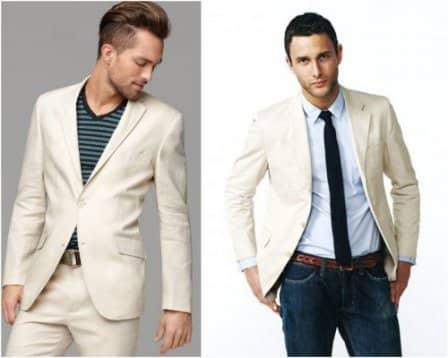 Как выбрать одежду для мужчин с широкими плечами
