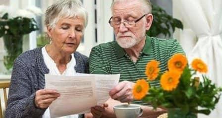 Повышении пенсии в 2016 году