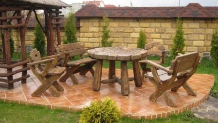 Садовая мебель для дачи
