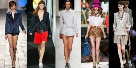 Шорты в гардеробе современной женщины