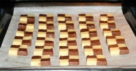 Французское печенье (рецепт с фото)