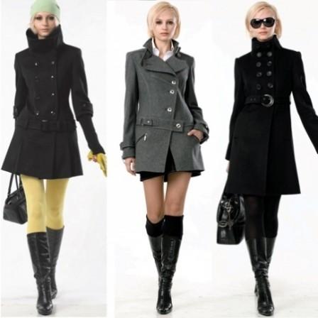 Выбор пальто по фигуре