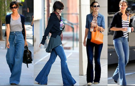 Выбор женских джинсов