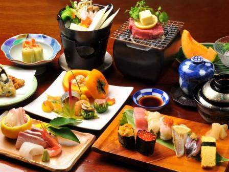 Здоровая пища по-японски
