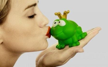 Поцелуй лягушки, или как избавиться от бородавок?