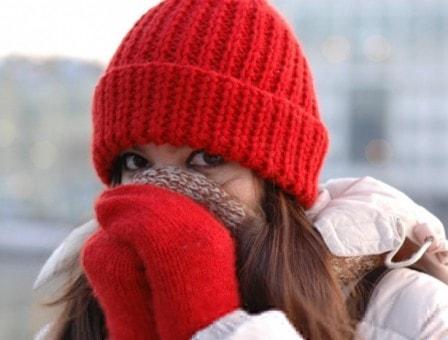 Почему необходимо выбирать теплые головные уборы?