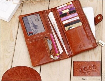 Женский кошелек: критерии выбора