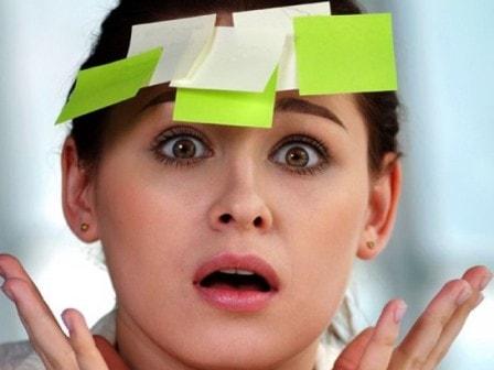 Причины ослабления памяти и пути их решения