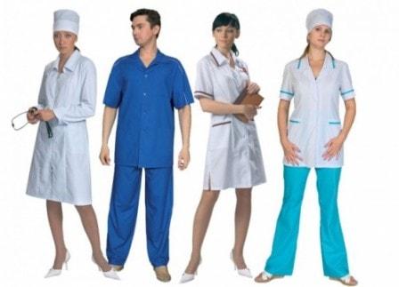Особенности медицинской одежды