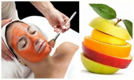 Благотворное влияние фруктовых кислот на кожу лица