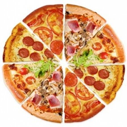 Виды пиццы и их особенности