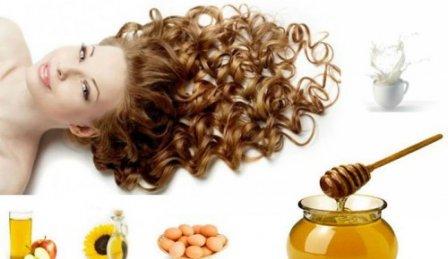 Эффективные домашние средства для ухода за волосами