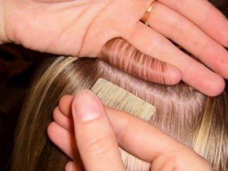 Почему все больше людей отдают предпочтение ленточному наращиванию волос?