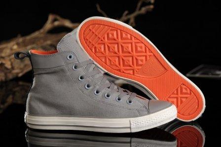 Кеды Converse: 7 оттенков серого