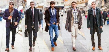 Восемь основных вещей в элегантном мужском гардеробе