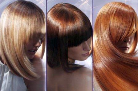 Как покрасить волосы без вреда с помощью профессиональной косметики?