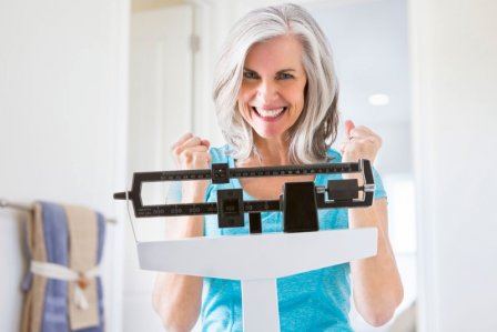 Лишний вес при климаксе - как бороться?
