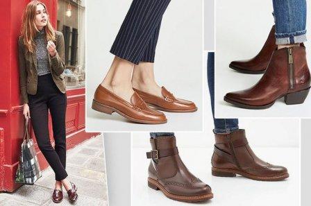 Как подобрать правильную обувь под одежду?